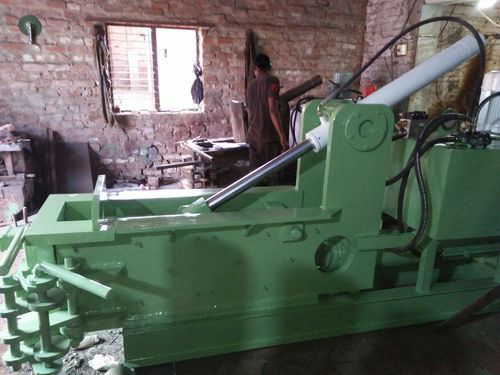 Scrap Baling Press Machine In Ahmedabad