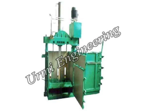 Waste Paper Baling Press Machine In Jodhpur