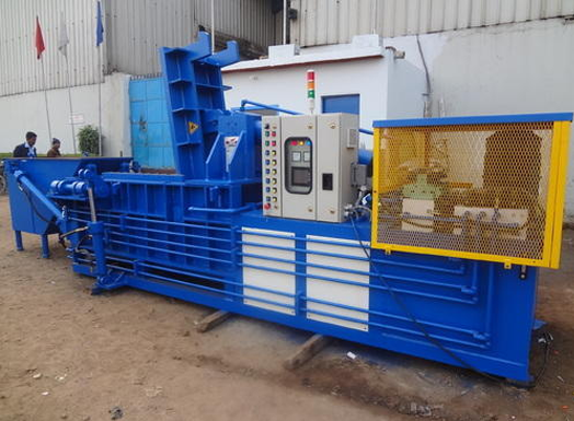 Hydraulic Scrap Baling Press Machine Manufacturers In Ahmedabad